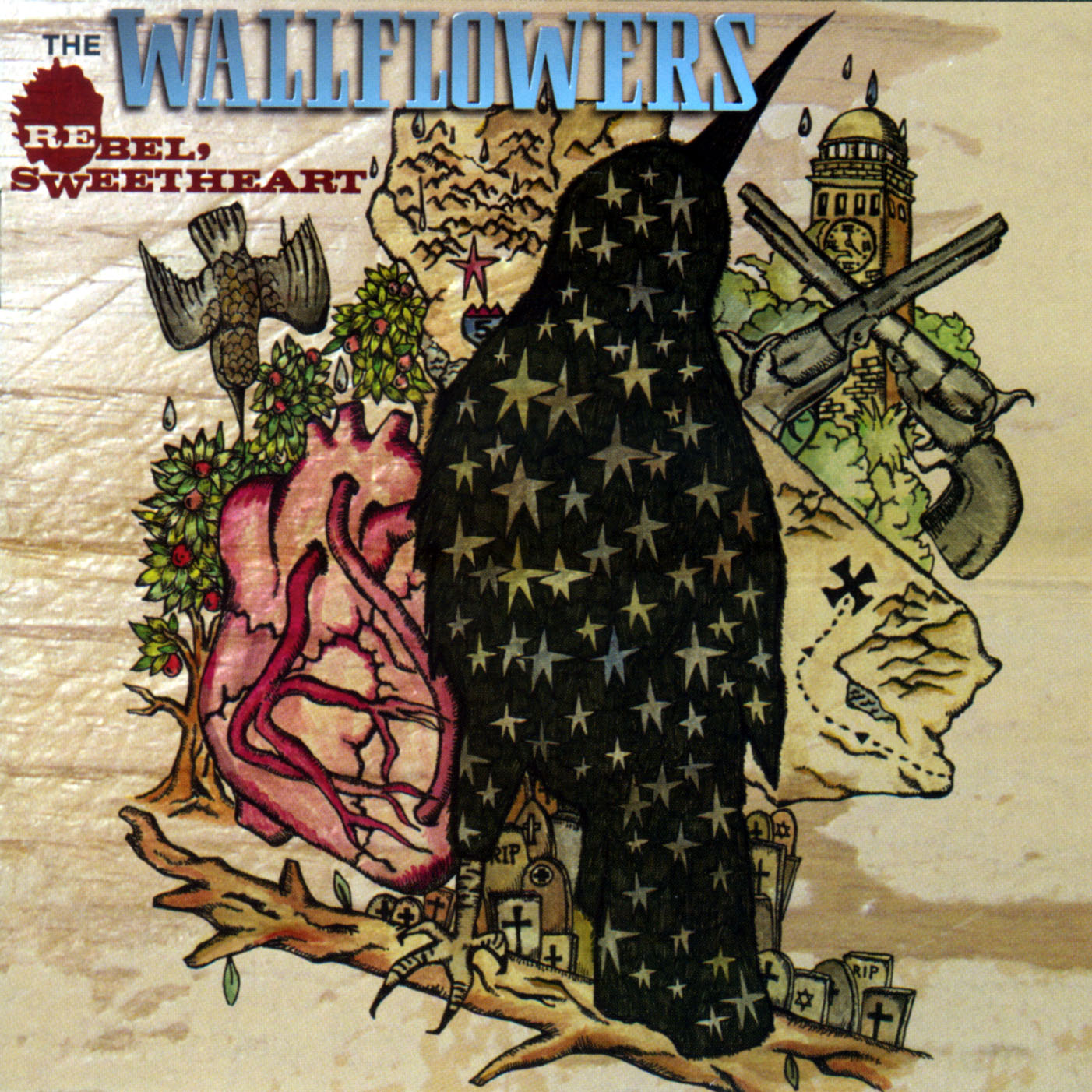 Wallflowers - Rebel, Sweetheart